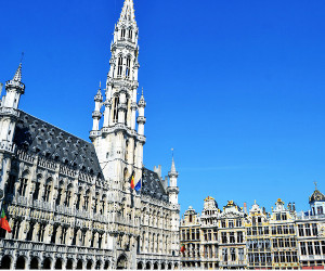 Free Tour of Brussels: City Center