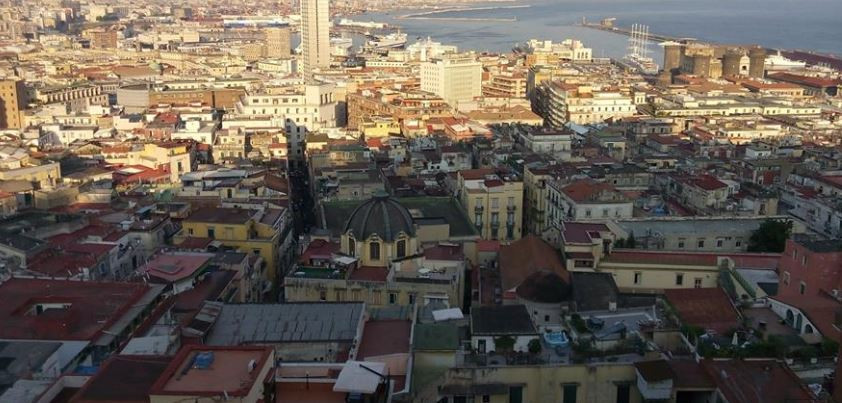 Panorama And Vicoli