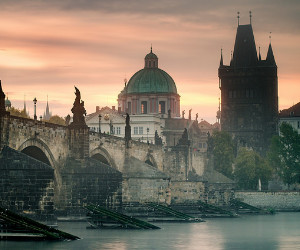Charles Bridge and Prague Castle Free Tour
