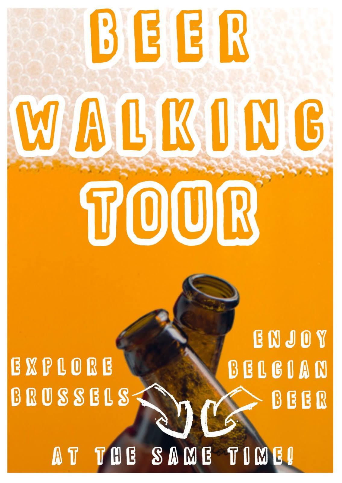 Free Beer Walking Tour