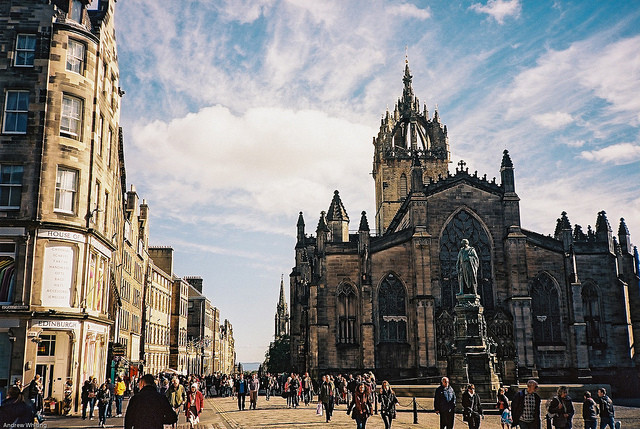 Free Walking Tours of Edinburgh