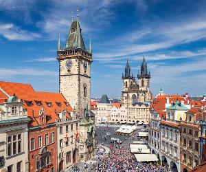 Free Tour ciudad vieja de Praga