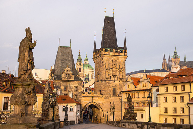 Prague old town Free Tour
