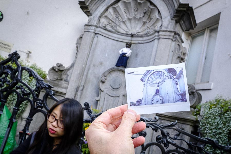 Instant Photo Tour of Brussels