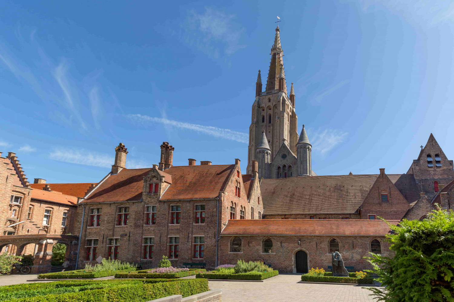 Trip to Bruges and Ghent (Only Spanish)