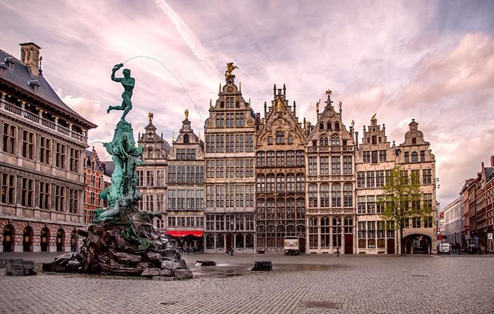 Antwerp Free Walking Tour (Only in Spanish)