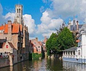 Bruges Free Walking Tour (Only Spanish)