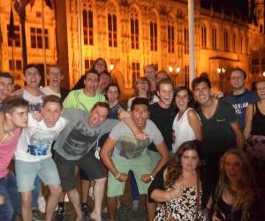 Brugge Pub Crawl