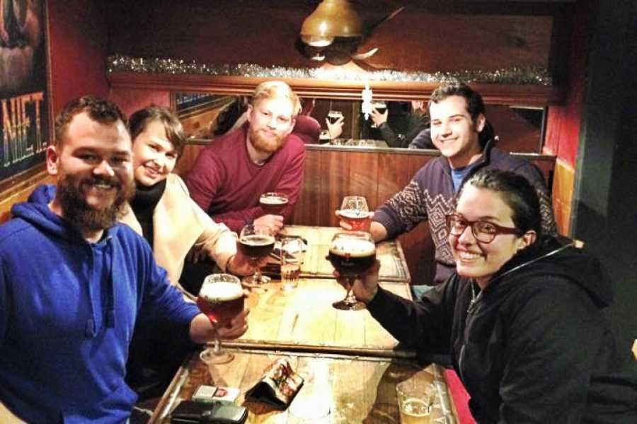 Belgian Beer Tasting