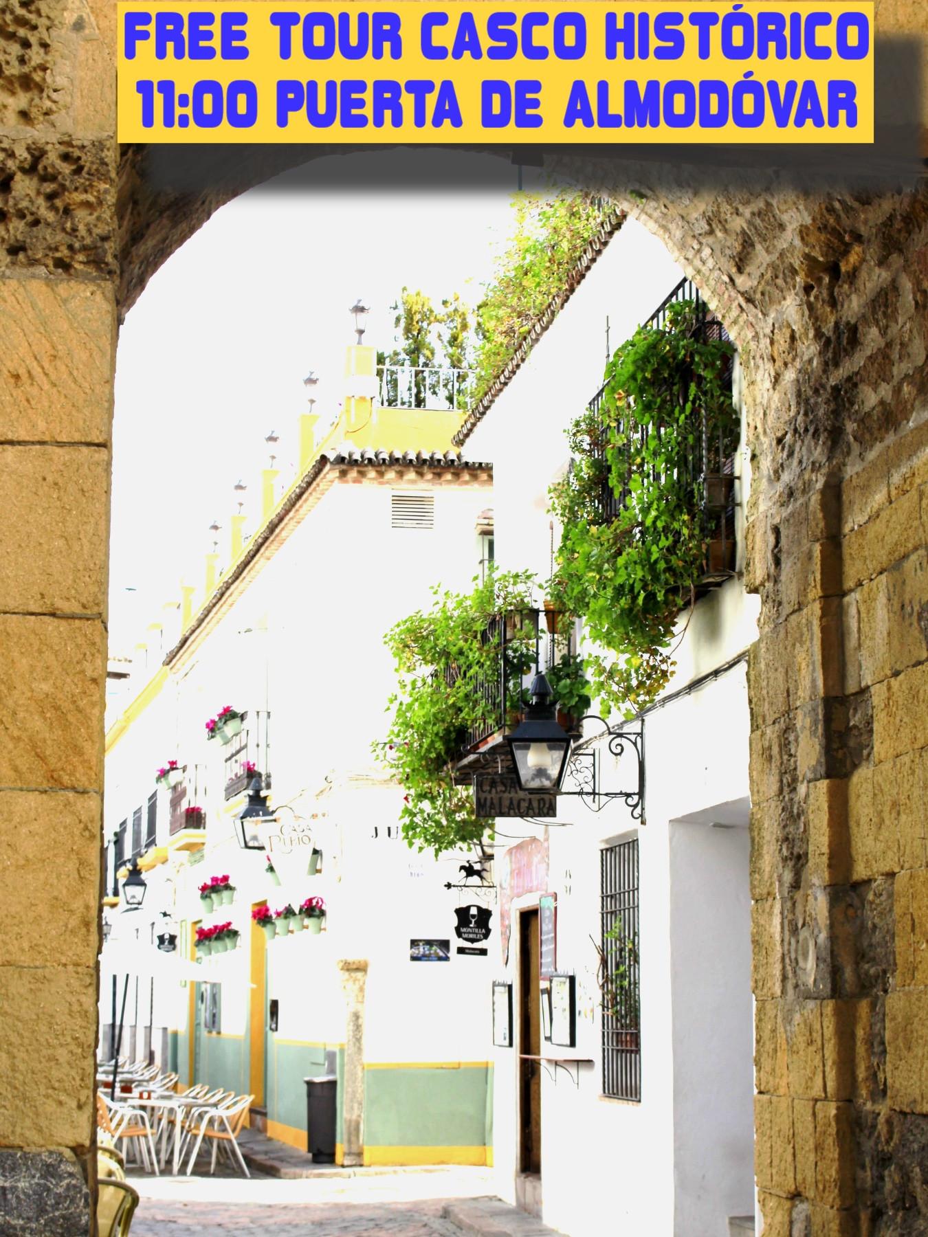 Free Tour Casco Historico Cordoba
