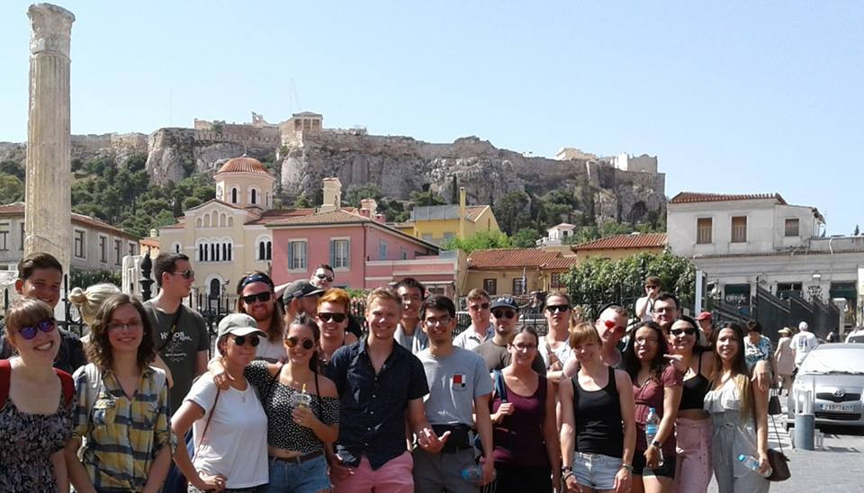 New Athens Free Walking Tour