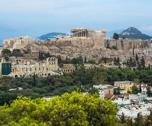 New Athens Free Walking Tour