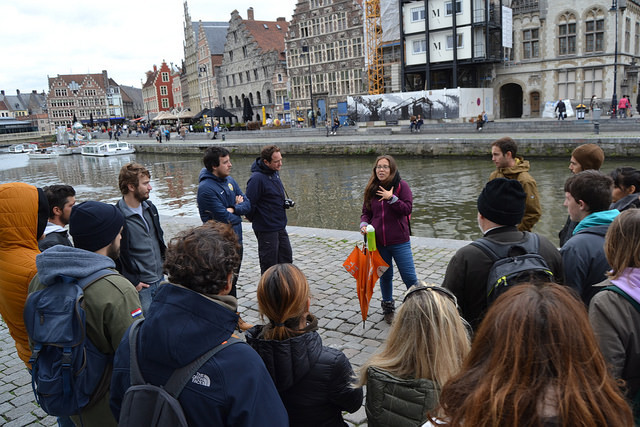 Ghent Beer Tour (Spanish only)