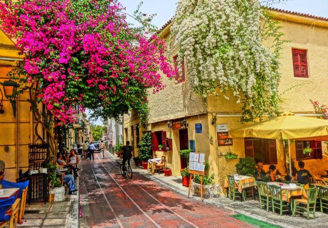 Tour Alternativo Gratis de Atenas