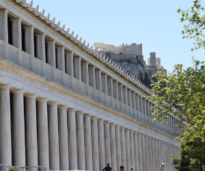 Alternative free walking tour in Athens