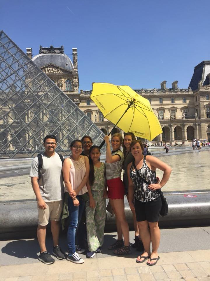 Free Tour of Paris
