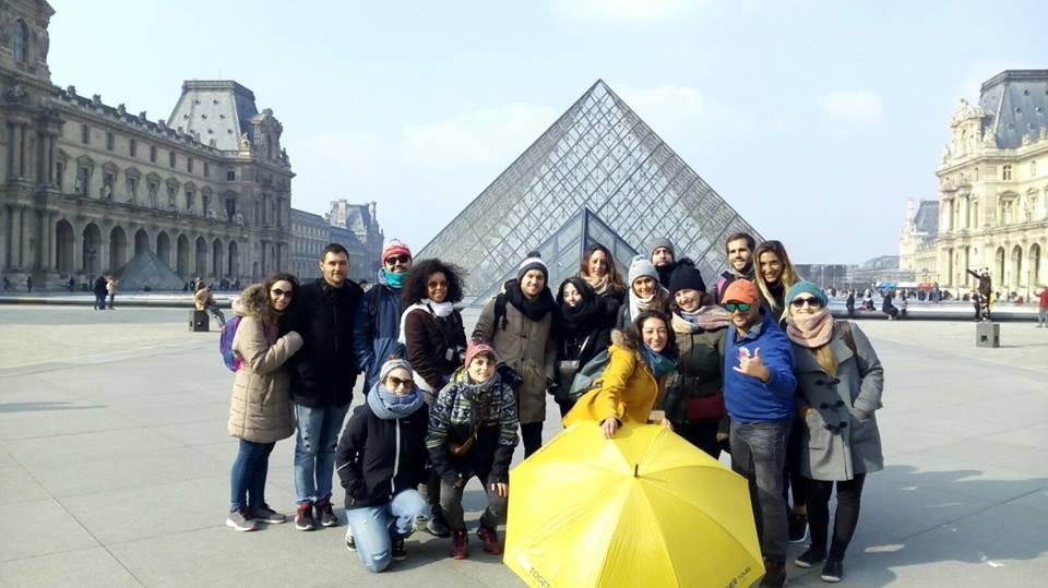 Free Tour de París