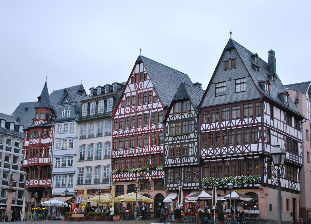 Free Tour of Frankfurt (Only Spanish)