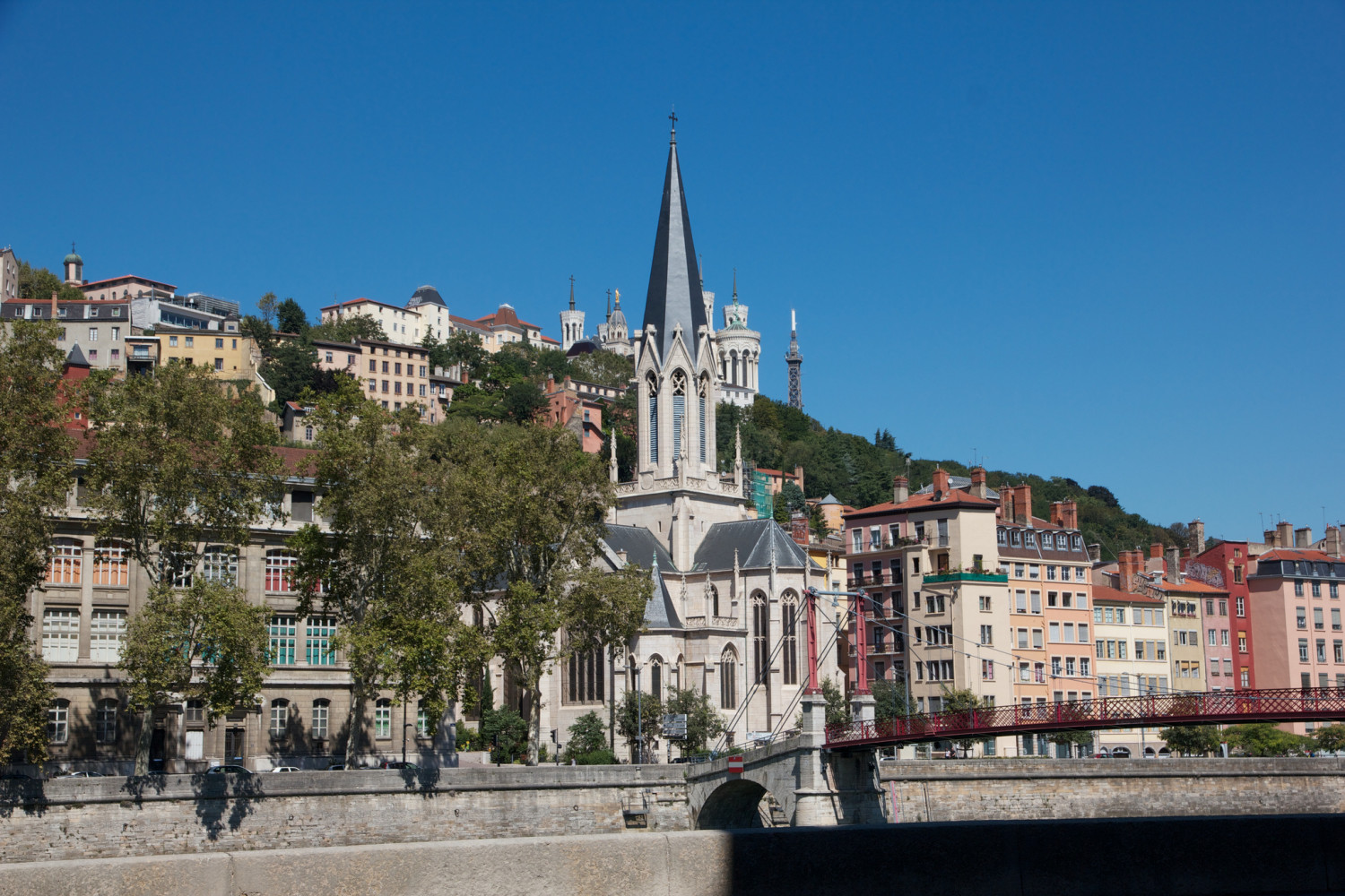 Free Tour of Lyon