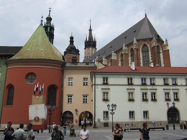 Old Town Free Walking tour