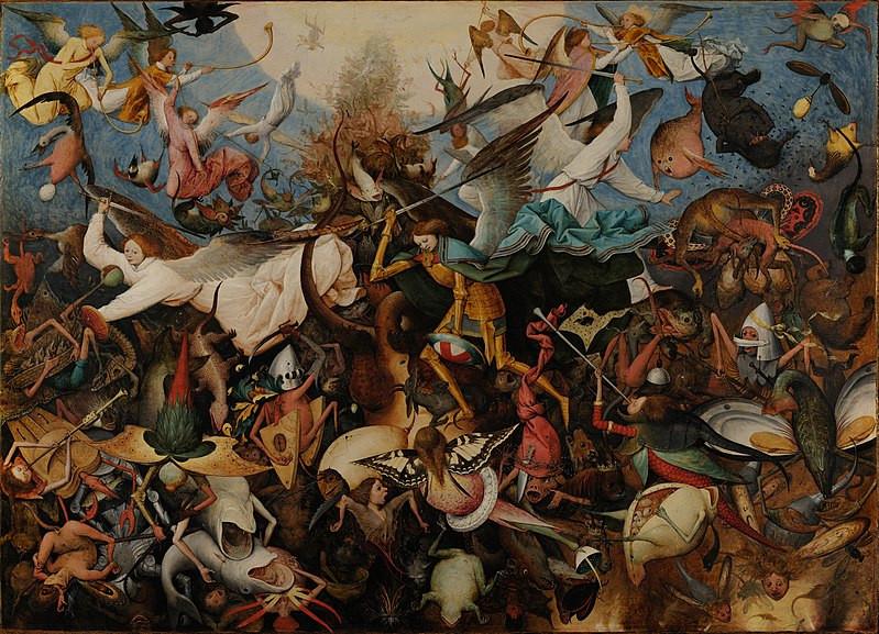 Bruegel, fuera y dentro del Museo de Bellas Artes.
