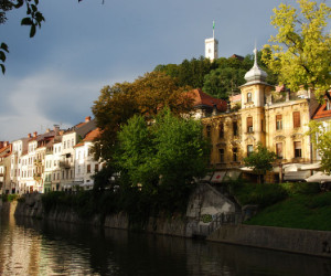 Free tour Ljubljana en español