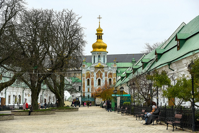 Ancient Kiev Free Walking Tour