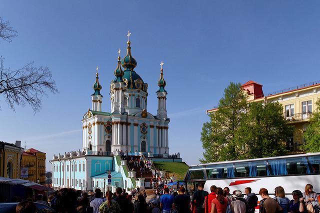 Ancient Kiev Free Walking Tour