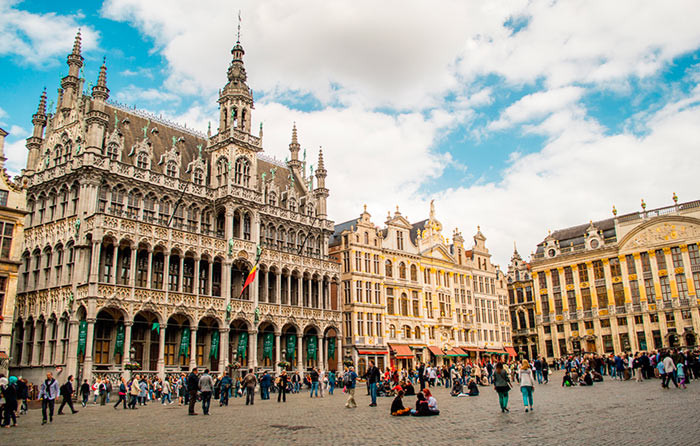 Free Tour of Brussels: City Center (Only in Spanish)