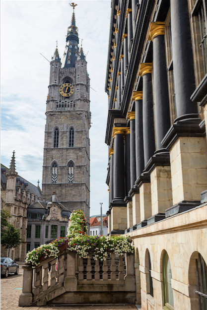 Free Tour del Centro Histórico Gante
