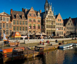 Ghent Free Walking Tour (only in Spanish)