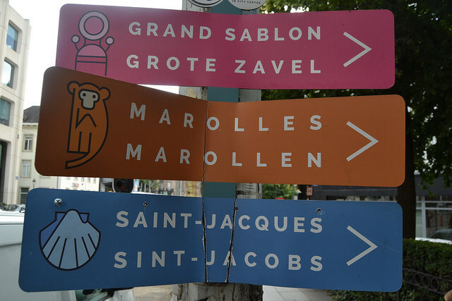 Brussels Alternative City Tour: Sablon District