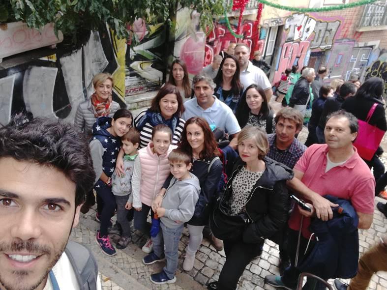 Alfama and Mouraria Free Tour