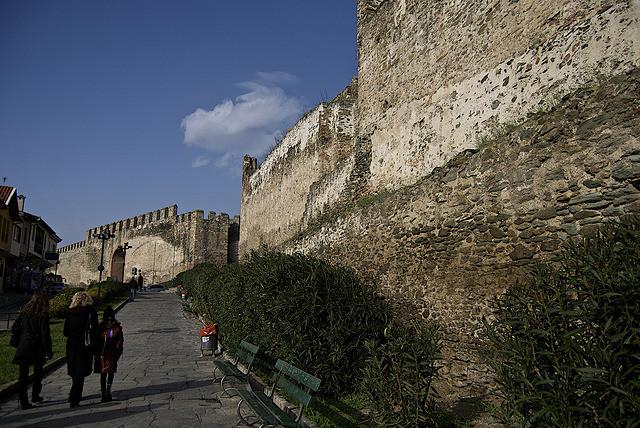 Thesaloniki Upper town walk