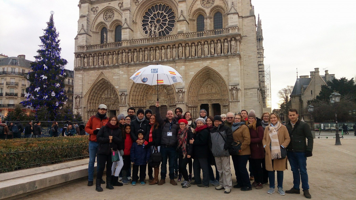 Free Tour Paris