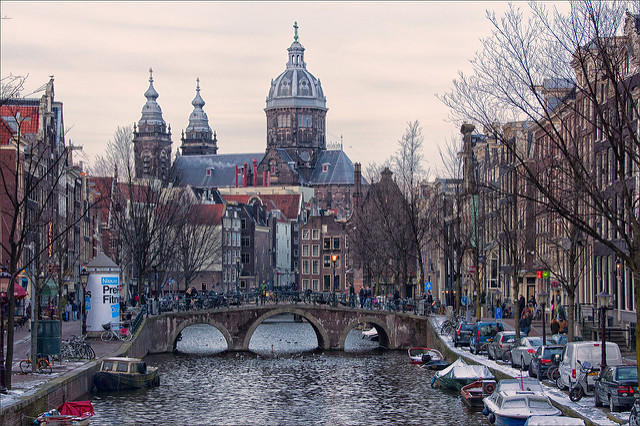 Free Tour Amsterdam (Only spanish)