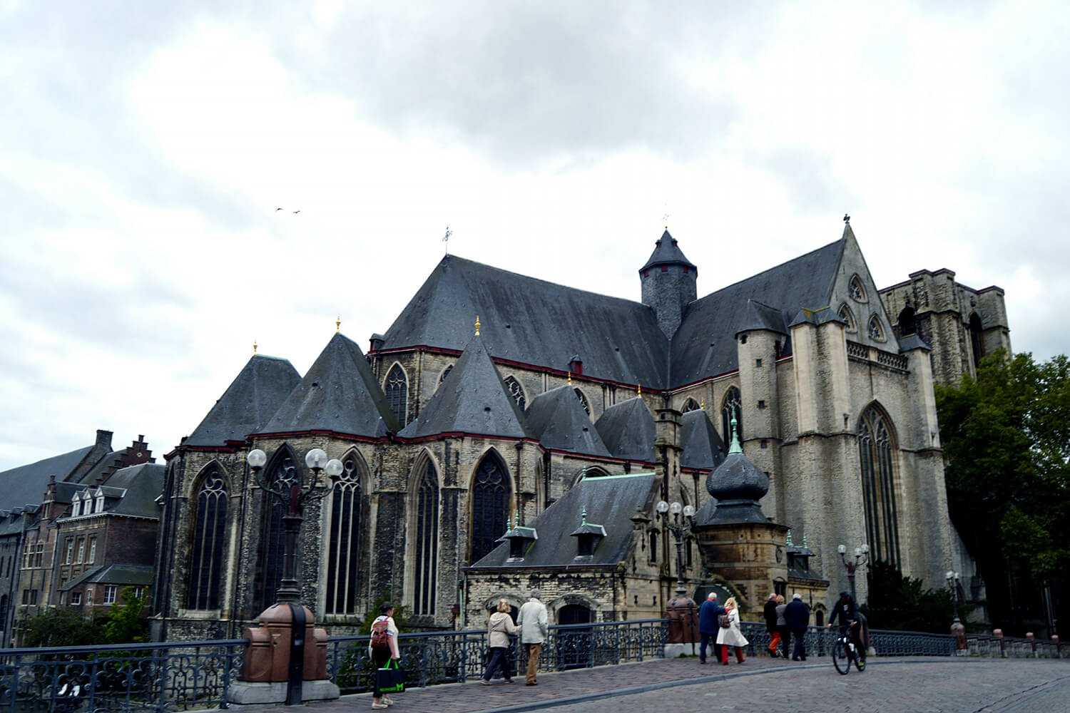 Ghent Free Walking Tour