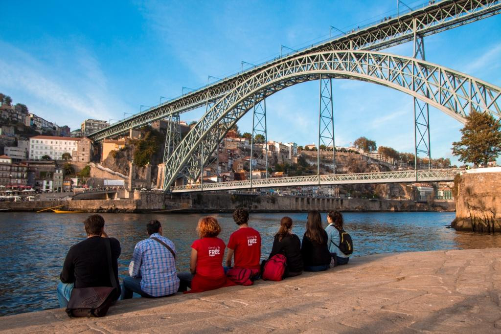 Walking tour Porto by Simply b