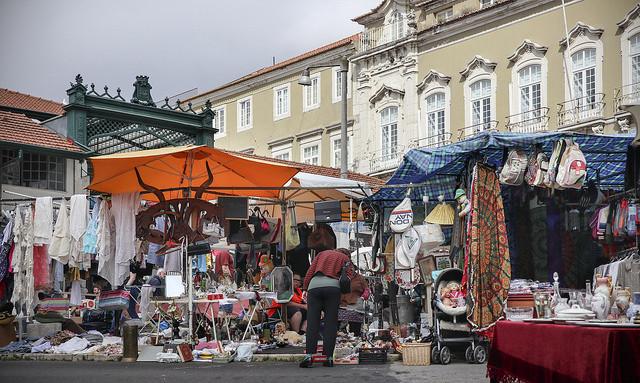 Street Art and Flea Market