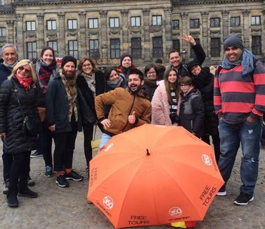 Free Tour Histórico Amsterdam