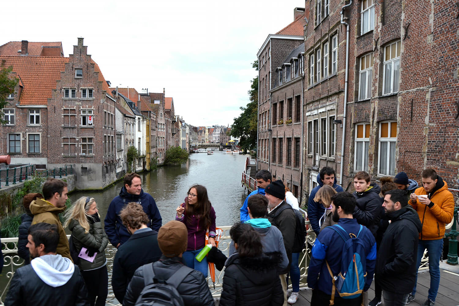 Free Tour of Old Town: afternoons